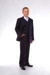 Пиджак, жилет и брюки для мальчика